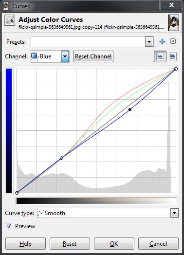 orangeteal blue high