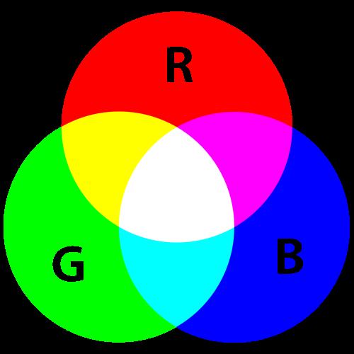 RGB Base Mix Image
