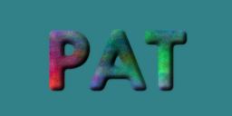 GIMP color levels example